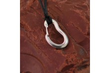 Large Climbing Carabiner Necklace